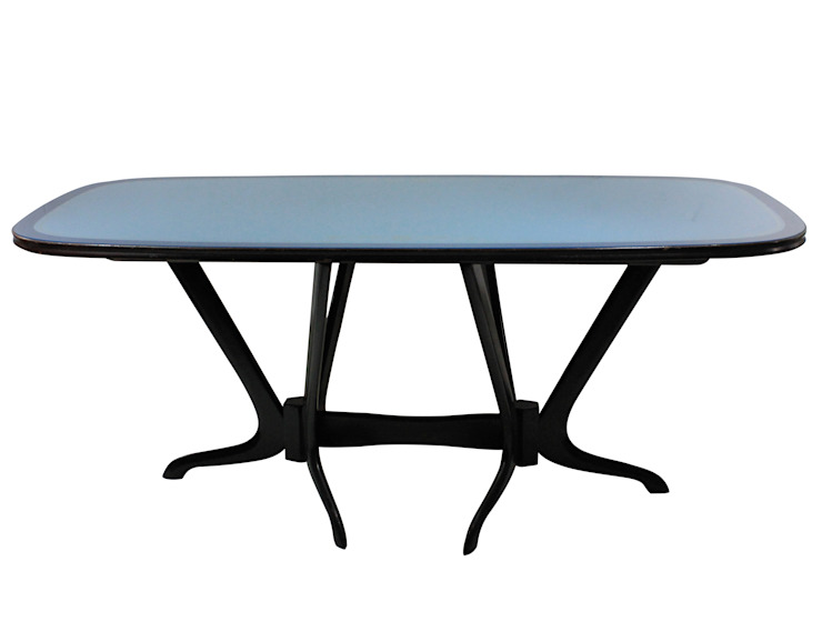 A 50's Italian Sculptural Dining Table by Antiques, Lighting and The Interior