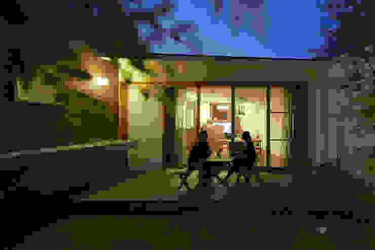 Modern Garden by 一級建築士事務所ROOTE Modern