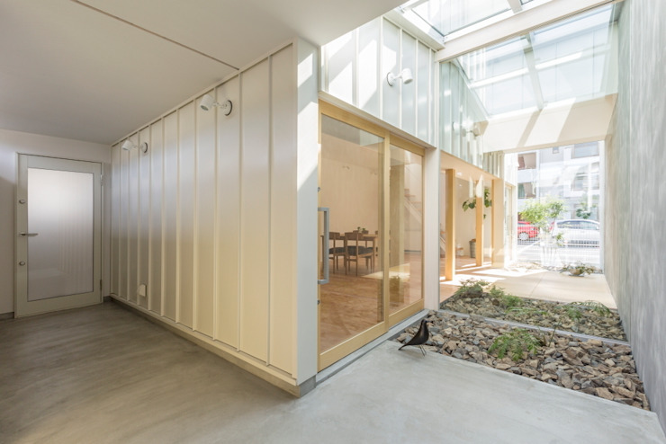 Kusatsu House モダンな 家 の ALTS DESIGN OFFICE モダン