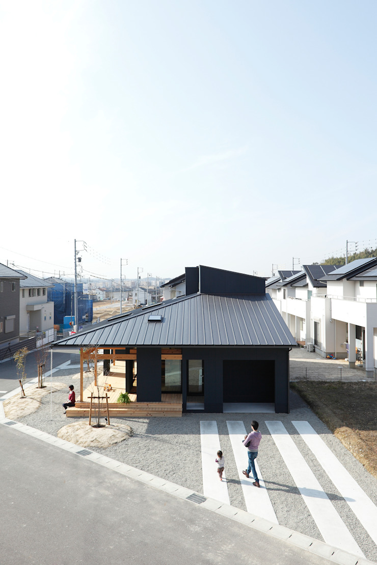 Agui House の ALTS DESIGN OFFICE