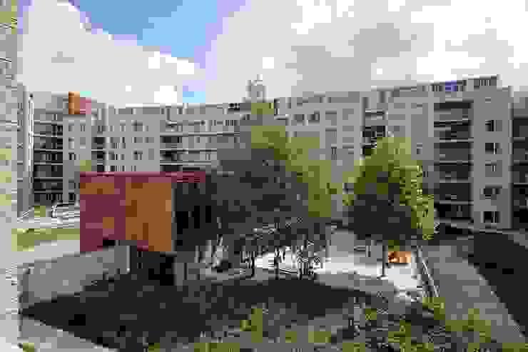 por Rudy Uytenhaak Architectenbureau