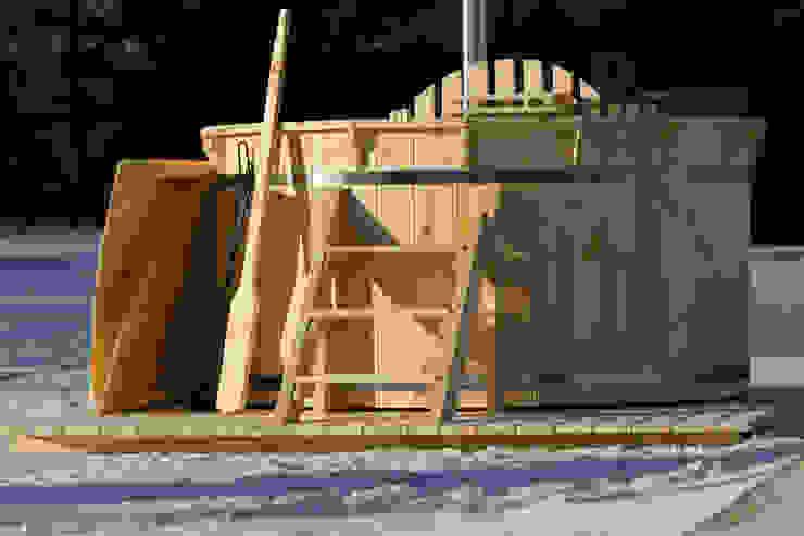 Wooden Hot Tubs von Royal Tubs