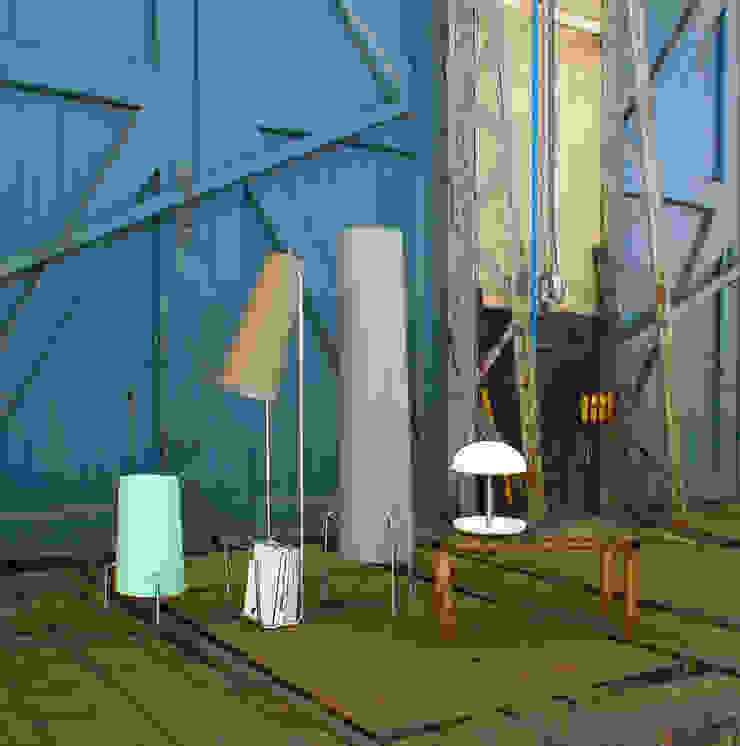 Light up series - Watt Holland: modern  door Studio Divers*, Modern