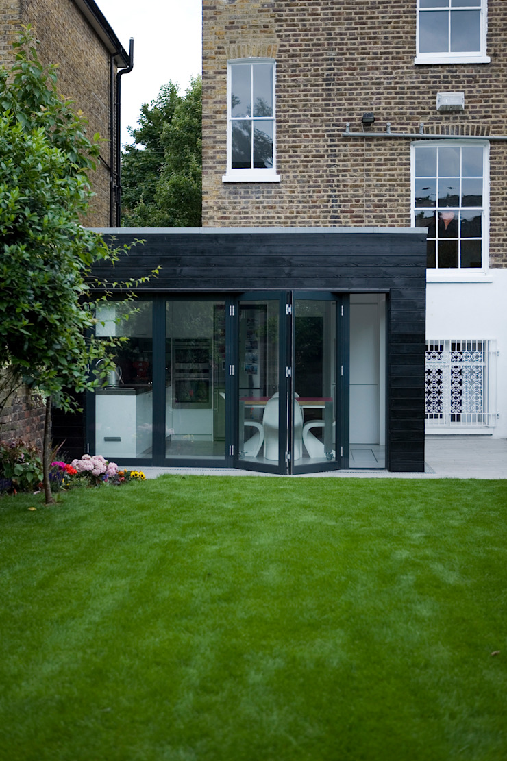 Other views Modern houses by Lipton Plant Architects Modern