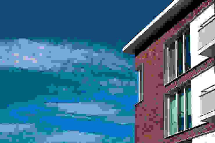 Appartementen Vleuterweide, Leidsche Rijn, Utrecht van Steenhuis Bukman Architecten