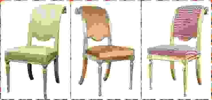 La chaise BELLANGER par BALCAEN Mobilier de style, Paris