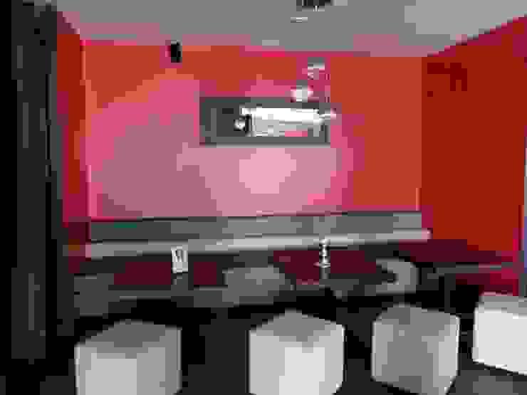 Le Trendy Lounge Café par b2m-architecture