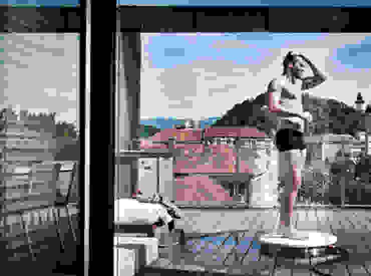 Outdoor Shower van VENLET INTERIOR ARCHITECTURE