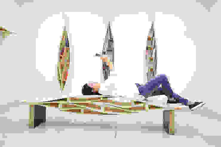 Bending Bench: SON그릇공방의 아시아틱 ,한옥