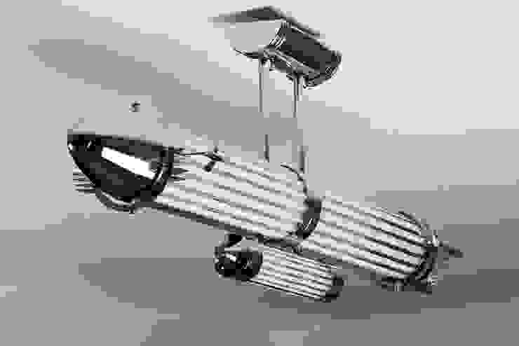 B03 Deckenleuchte Zeppelin von Art Deco Schneider Ausgefallen