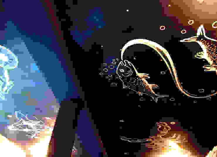 Zodiaque Salle multimédia originale par Zuritagordian Éclectique