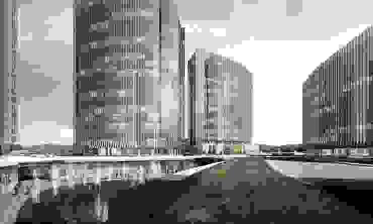Ciputra International by Architecture by Aedas