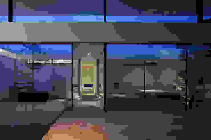 TNdesign一級建築士事務所 Casas de estilo minimalista