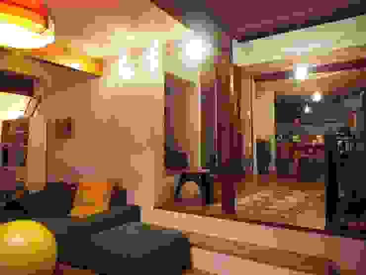 神子島肇建築設計事務所 Modern dining room