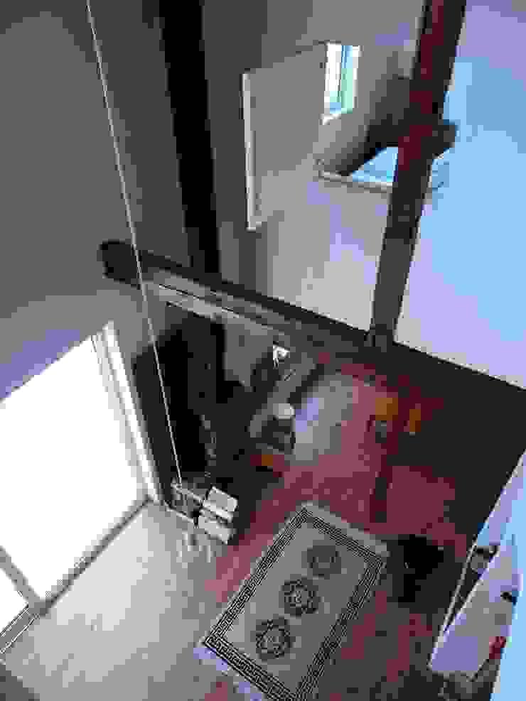 神子島肇建築設計事務所 Modern living room