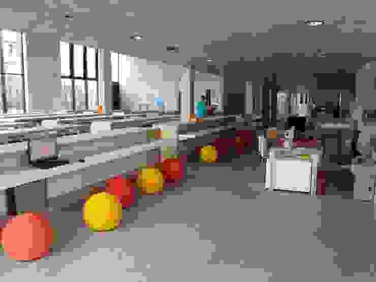 Bib Dendermonde van VENLET INTERIOR ARCHITECTURE