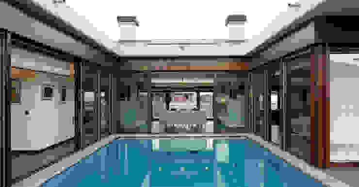 TEGET Mimarlık – #1:  tarz Havuz,