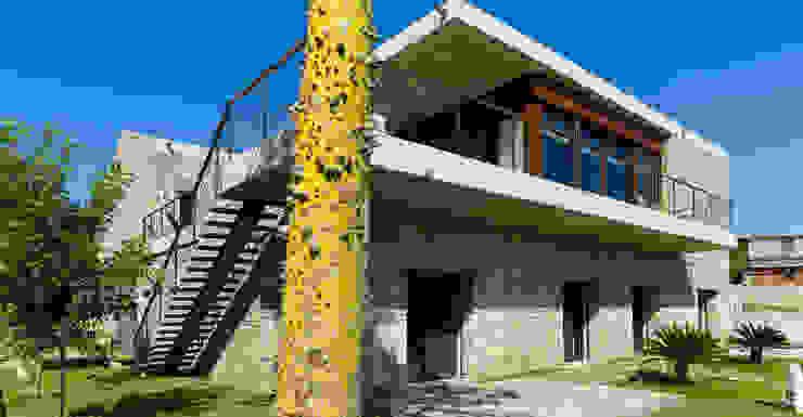 Rumah Gaya Rustic Oleh TEGET Mimarlık Rustic