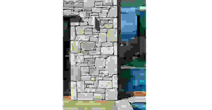 Rustic style windows & doors by TEGET Mimarlık Rustic