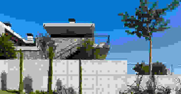 Rustic style house by TEGET Mimarlık Rustic