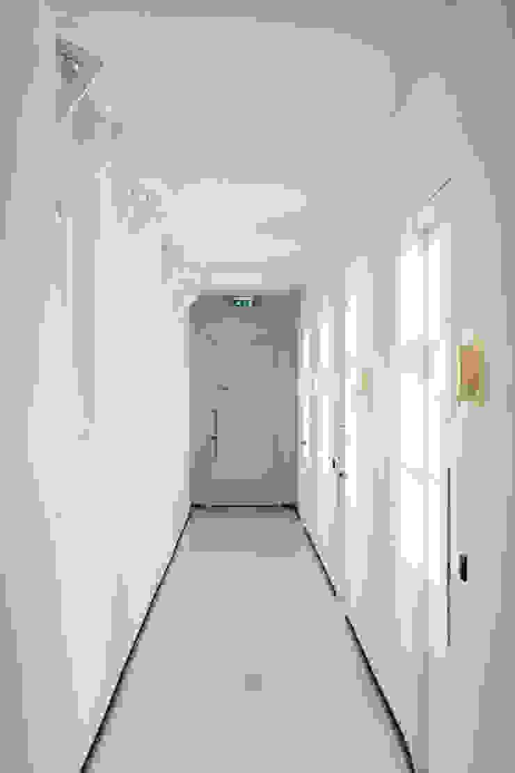 The Post Moderne gangen, hallen & trappenhuizen van Wiel Arets Architects Modern