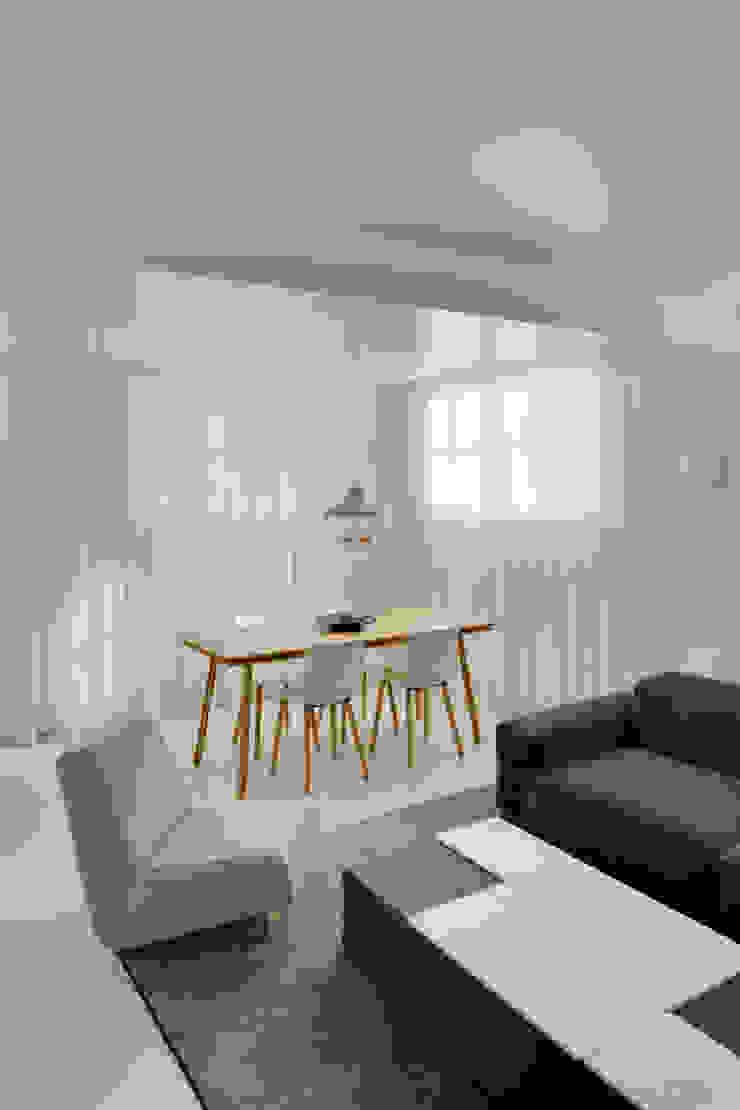 The Post Moderne eetkamers van Wiel Arets Architects Modern