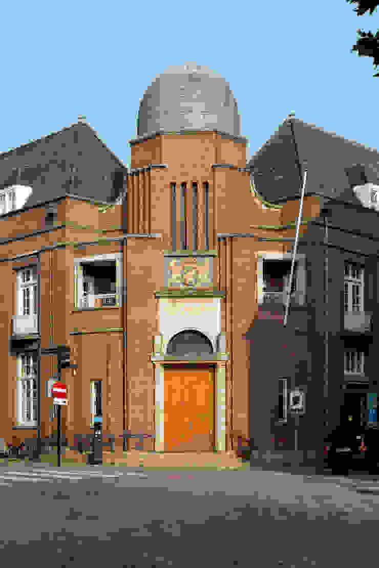The Post Moderne huizen van Wiel Arets Architects Modern