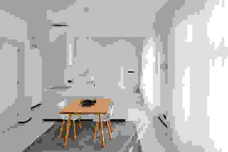 Nowoczesna kuchnia od Wiel Arets Architects Nowoczesny