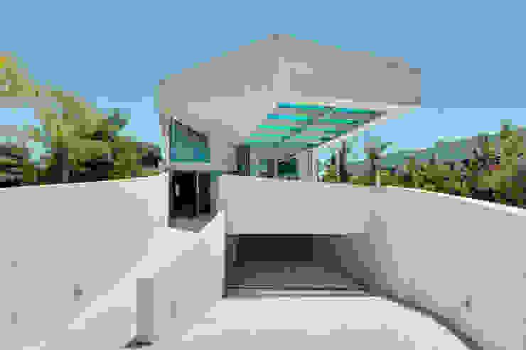 Jellyfish house Moderne Häuser von Wiel Arets Architects Modern