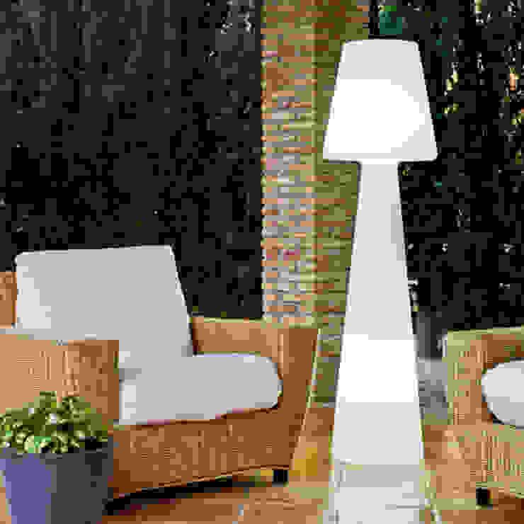 Lampadaire Casa Light 165cm sur secteur pour l'extérieur par Ecreativ Moderne