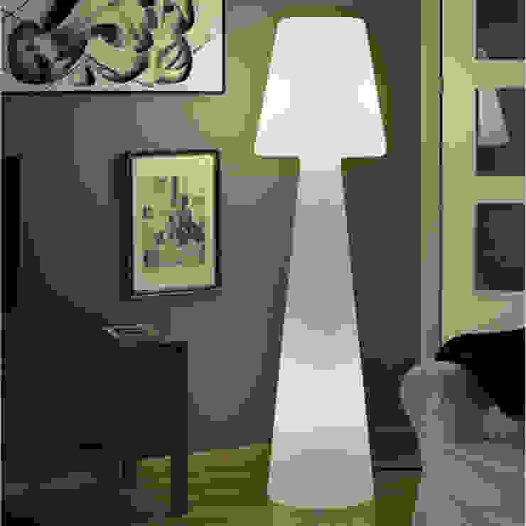Lampadaire Casa Light 165cm sur secteur pour l'intérieur par Ecreativ Moderne