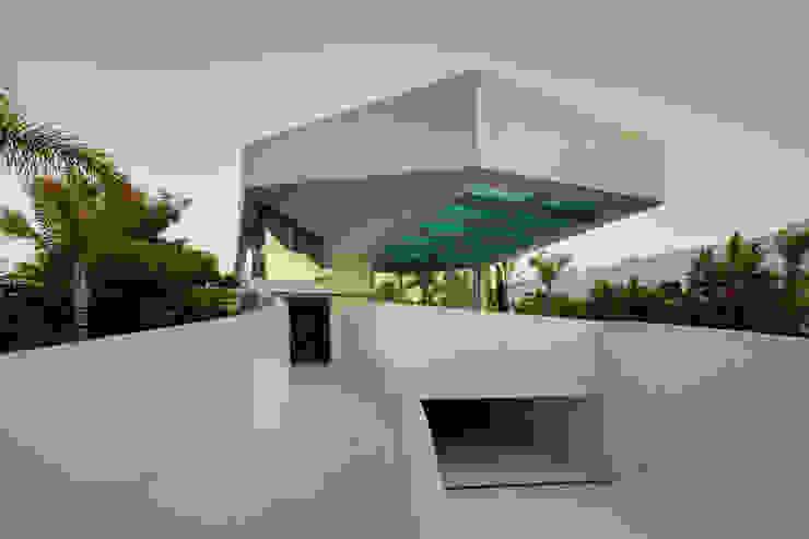 Projekty,  Domy zaprojektowane przez Wiel Arets Architects, Nowoczesny