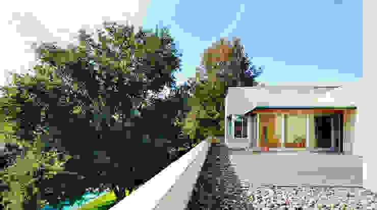 Casas modernas por Hoz Fontan Arquitectos Moderno