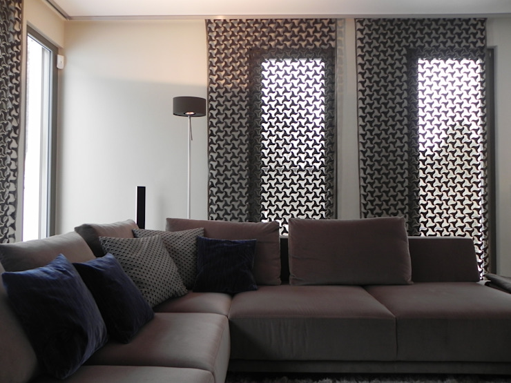 Moderne woonkamers van WR GmbH Werkstätten für Raumgestaltung Modern