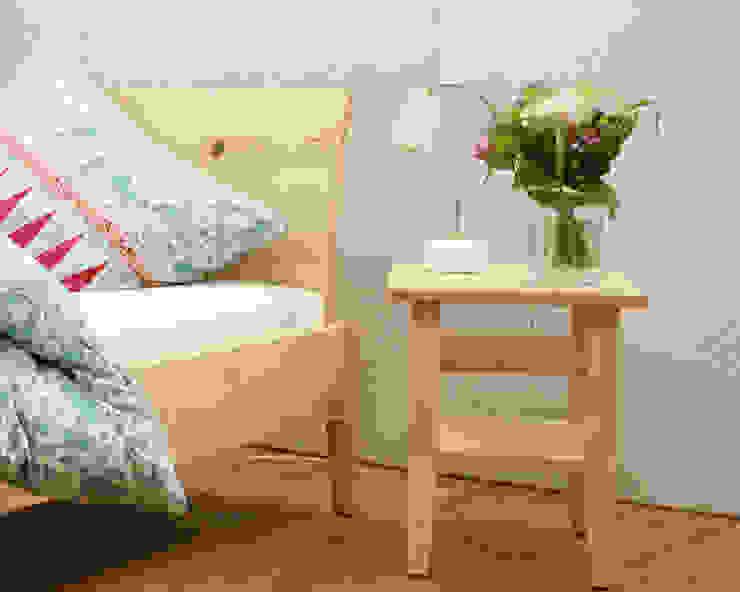 Bedroom by material + keramik