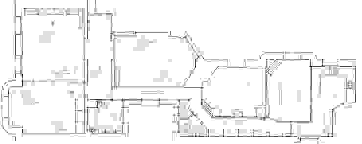 bởi Philippe Ponceblanc Architecte d'intérieur Hiện đại