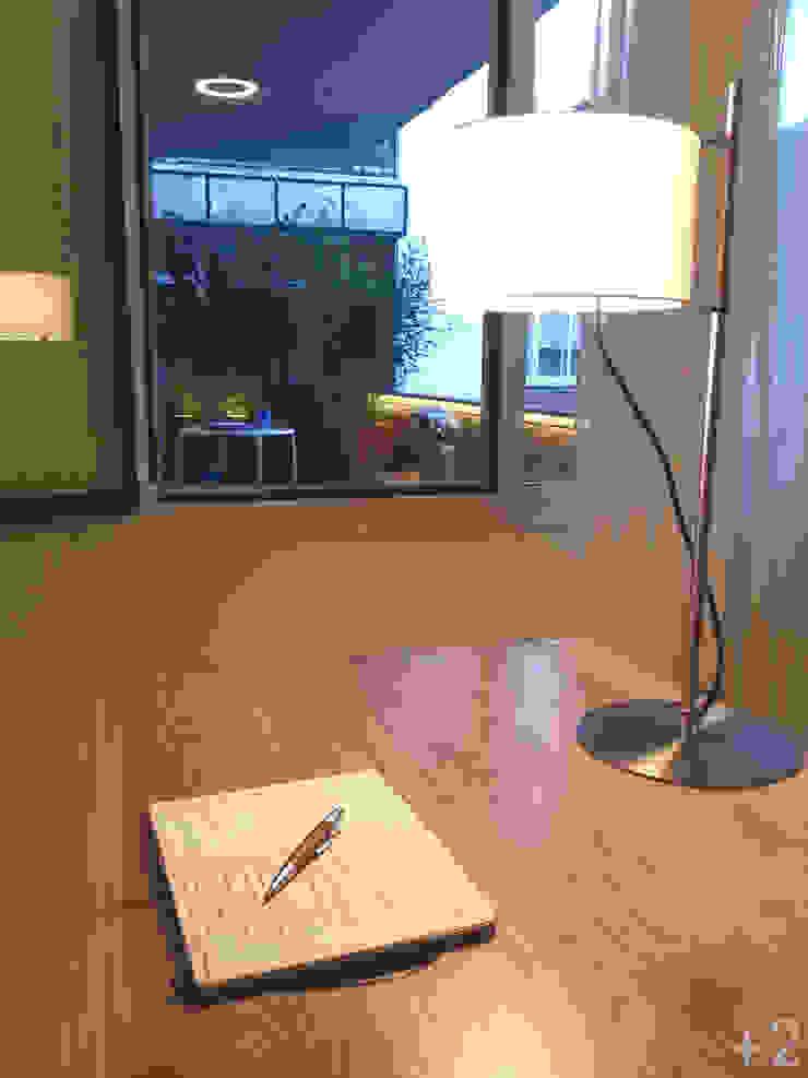 #reformaDUQUE Estudios y despachos de estilo escandinavo de +2 Escandinavo