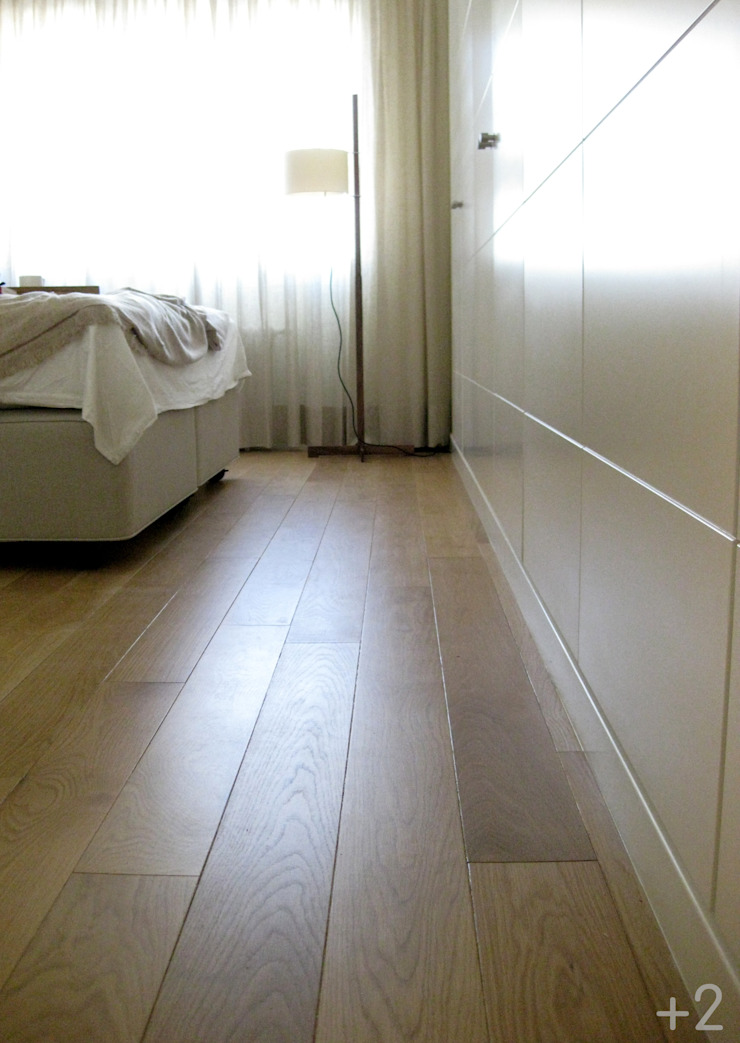 #reformaDUQUE Dormitorios de estilo moderno de +2 Moderno