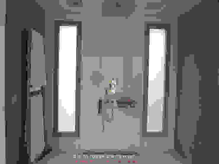 L'immatériel Salle de bain moderne par dE LAURENTIIS Architectures, le fil rouge d'un projet ! Moderne