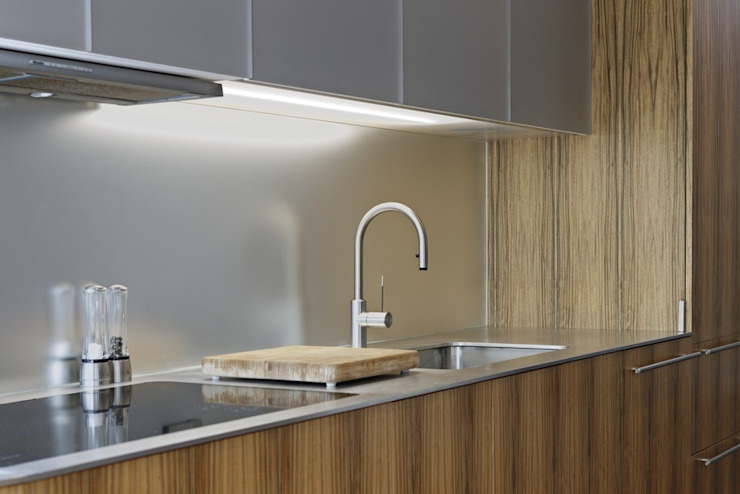 Soho Duplex Cocinas modernas de Slade Architecture Moderno