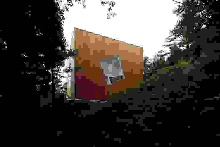 Villa Kanousan Дома в стиле модерн от Yuusuke Karasawa Architects Модерн