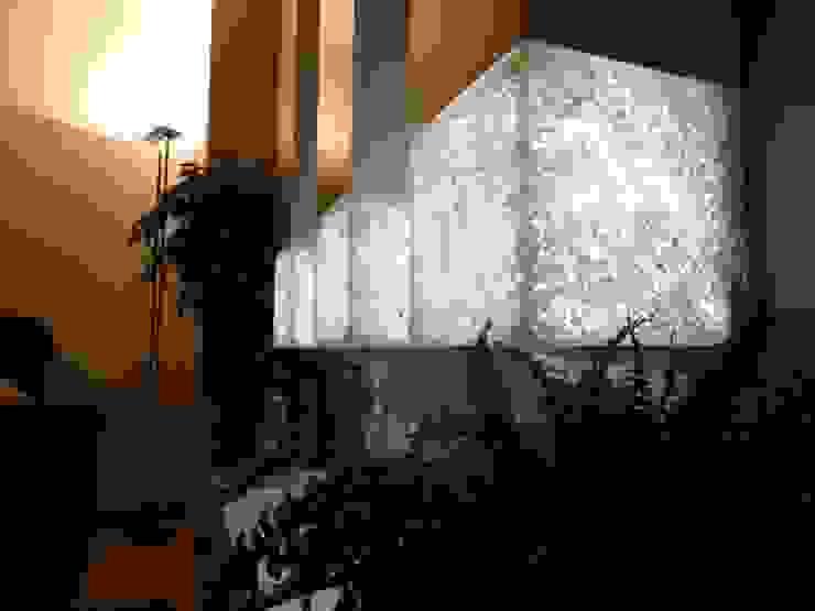 Mueble de salón iluminable de Arista Mobiliario Moderno