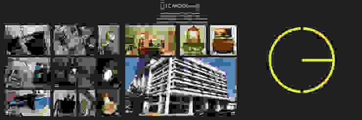CANISIObeecK STORE Lojas & Imóveis comerciais modernos por Canisio Beeck Arquiteto Moderno