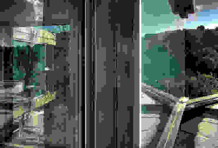 Reflejo de la naturaleza Casas de estilo moderno de Espegel-Fisac architects Moderno