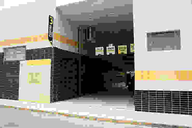 Portão 3 Fitness por Douglas Piccolo Arquitetura e Planejamento Visual LTDA.
