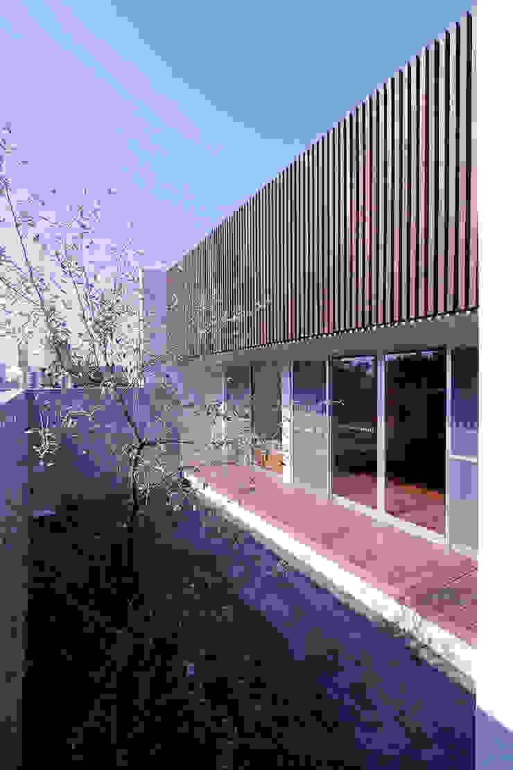 外観2 モダンな 家 の InOUT architects/インアウトアーキテクツ モダン