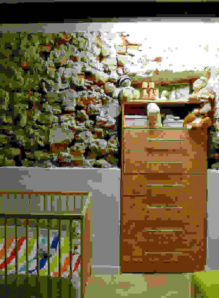 CASA CAN FOGARADA Dormitorios infantiles de estilo rural de Miel Arquitectos Rural