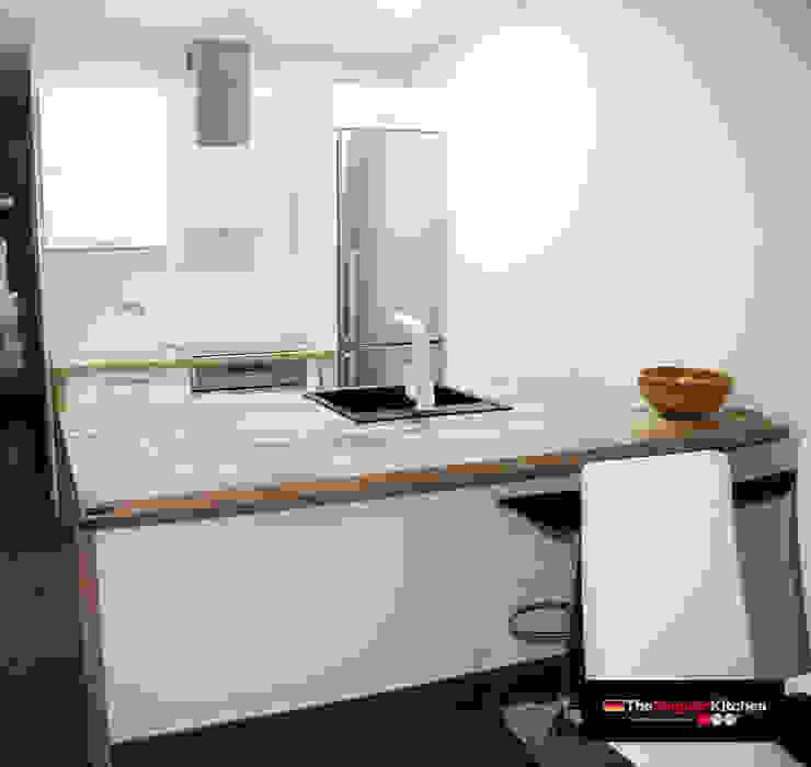 THE SINGULAR KITCHEN Dapur: Ide desain interior, inspirasi & gambar