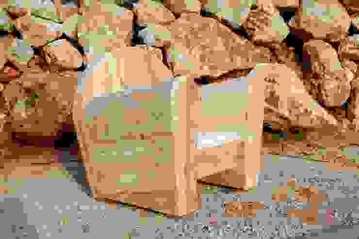 Fauteuil CLUBB par Wood BC Éclectique