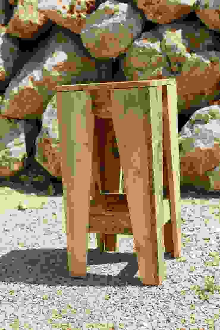 Tabouret VENCE par Wood BC Éclectique
